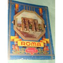 Excelente Y Antiguas Postales Roma Parte2