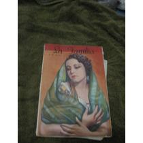 Revista La Familia De Febrero De 1937,