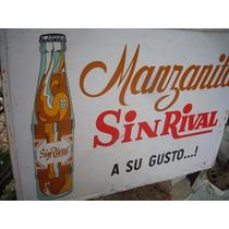 Antiguo Anuncio De Lamina Manzanita Sinrival-baul Del Recuer