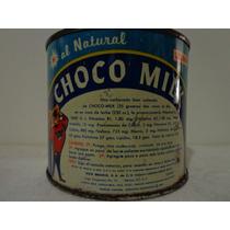 Antigua Bote De Choco Milk Pancho Pantera