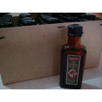 Antigua Botella De Aceite Llena