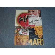 Bacardi-martini Historia Y Compañia 100% Coleccion Ingles