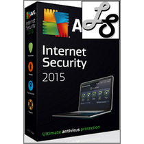 Antivirus Avg Internet Security 2015 Licencia 3 Años 3pc