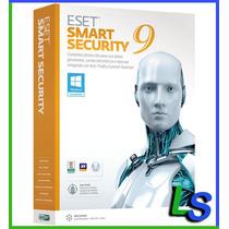 Eset Smart Security 9 - 1 Año 1 Computadora - Facturamos