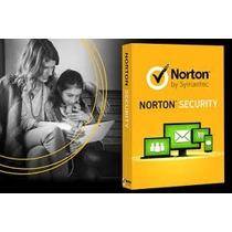 Norton Security Plus, 5 Dispositivos 1 Año De Proteccion