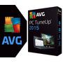 Avg Pc Tune Up Pro Ultima Version 2015 Licencia Original