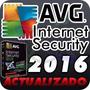 Avg Antiviru 2016 Licencia Original 3 Computadoras Asta 2018
