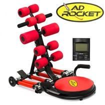Ab Rocket Ejercitador Abdominales Con Contador Digital. Vv4