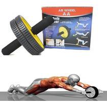 Ab Rueda De Ejercicio Para Abdominales Ab Wheel Roller Gym