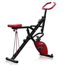 Slim Body Toner 2 En 1 Abdomen Y Bicicleta Crunch