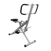 Slim Crunch Body Gym Total Rider Gimasio Abdomen Tv