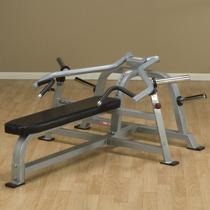 Gym Tipo Hammer Strength Bench Press Pecho Plano Convergente