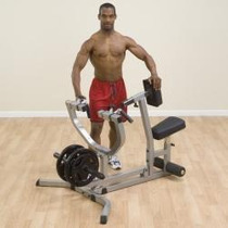 Gimnasio Completo Espalda Remo Biceps, Discos Pesas Css