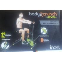 Body Crunch Evol 12 Niveles Pedalera