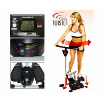 Cardio Twister Escaladora Eliptica Abdominales Cintura. Mn4
