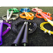 Cuerdas Para Saltar Crossfit Speed Ropes 20 Piezas