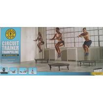 Mini Trampolin Golds Gym