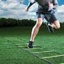 Escalera De Agilidad, Entrenamiento, Velocidad, Ejercicio