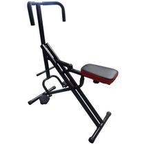 Maquina De Ejercicio Fitness Crunch Pro Slim
