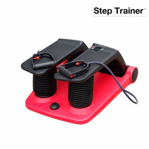 Air Climber Stepper Mini Escaladora Con Ligas Portatil