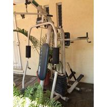 Gym - Aparato Proaction Multiple De Ejercicios Completo