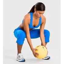 Bola Medicinal 10lb Crossfit Gym Deporte Box Ejercicio Fit