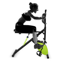Perfect Crunch Bicicleta Magnetica Body Evolution Hidraulico
