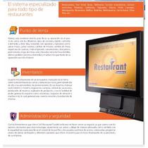 Software 2016 Para Restaurantes, Comida Rapida, Bares,etc
