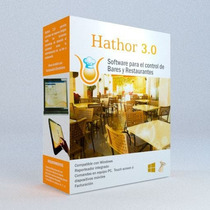 Sistema De Restaurante, Hathor 3.0, Cafeterías, Softrestaura