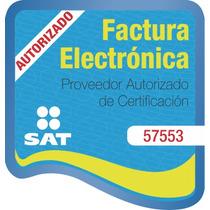 Facturación Electrónica 200 Cfdi Usuarios Nuevos Únicamente