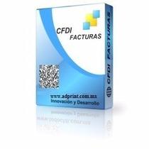 Cfdi Facturas 25 Timbres + Programa Gratis+version Web