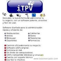 Itpv Punto De Venta Con Facturacion Electronica Cfdi
