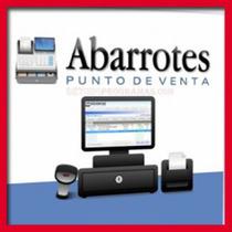 Programa Para Administrar Tienda De Abarrotes, Ventas