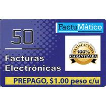 50 Folios Y Terminal Tpv Gratis 1 Peso Por Folio
