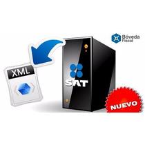 Obtén Descarga Masiva Xml Cfdi Sat Contabilidad Electrónica