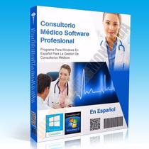 Sistema - Software Consultorio Medico, Clínicas,odontológico