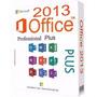 Office Professional Plus 2013 Licencia Solo Original 5 Pc