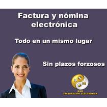 Factura Y Nómina Electrónica