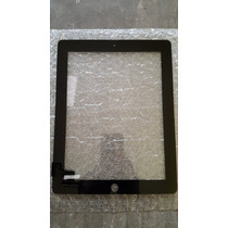 Cristal Touch Ipad 2 Color Negro A1395 A1396 A1397