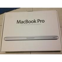 Caja Para Mac Book 13 Pulgadas Aluminio Excelente Estado