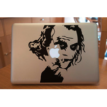 The Joker Sticker Macbook