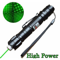Apuntador Laser Verde 1000mw 8000m 532nm, Cabeza Estrella