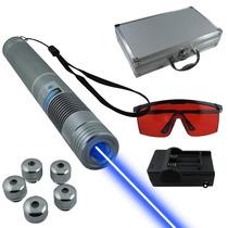 Laser Apuntador 3000 Mw Revienta Globos Y Cigarros Peligroso