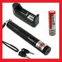 Super Apuntador Laser 303 Verde Recargable Potente 1000mw