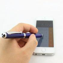 Pluma 4 En Uno Laser Lampara Led Y Stulus Para Smartphones