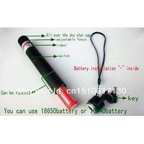Apuntador Laser Verde 1000 Mw Potente Recargable El Mejor !!