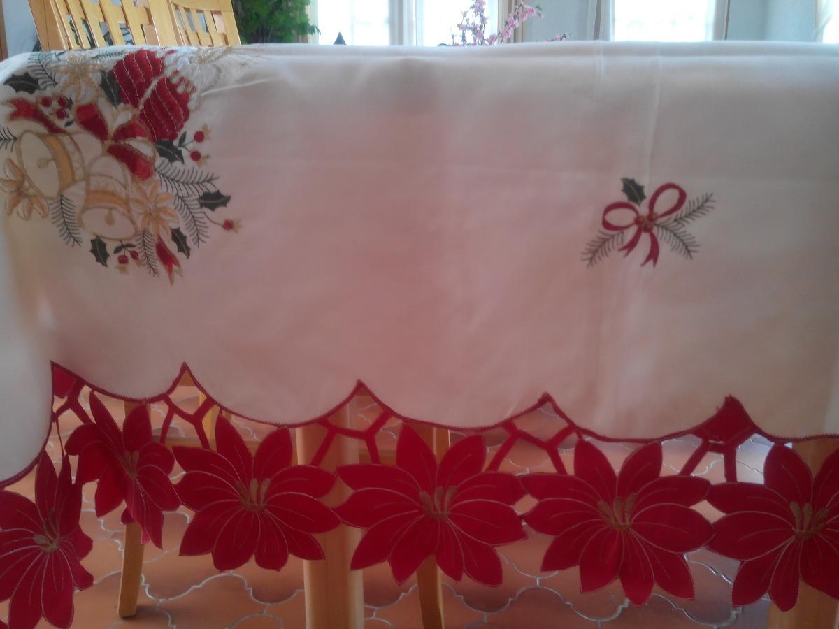 1000 images about manteles caminos de mesa carpetas - Manteles para navidad ...