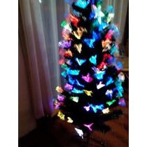 Arbol De Navidad De Fibra Optica