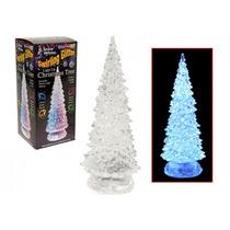 Árbol De Navidad - 23cm Alto Remolina Glitter Decoración En