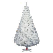 Arbol De Navidad Majestic De Lujo Blanco 160cm Alt